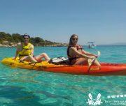 Sea Kayak Halkidiki Half Day trip