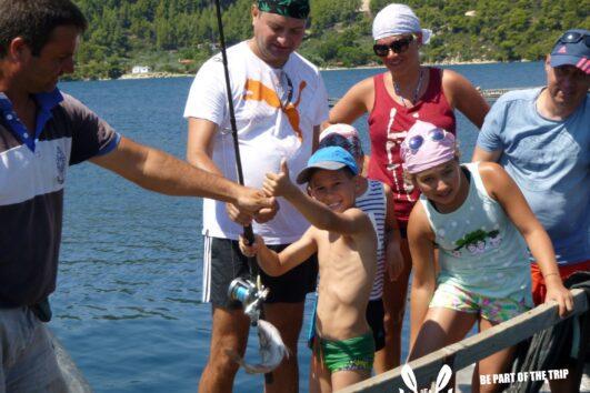 Sea Kayak Fishing Trip