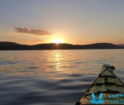 Feel the magic in our Sunset Kayak trip