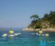 Sea Kayak Halkidiki Full Day trip